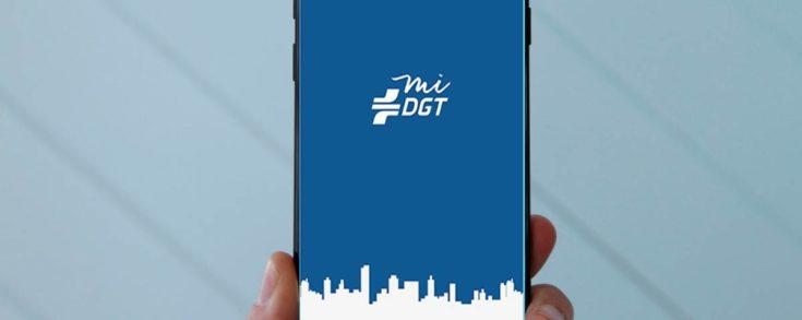 La nova App de la DGT